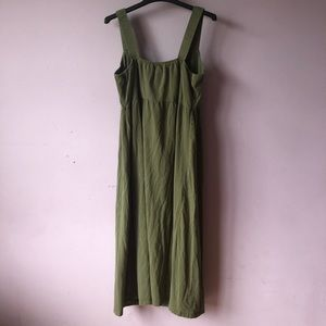 Only Necessities Dresses - Olive Green Maxi Dress